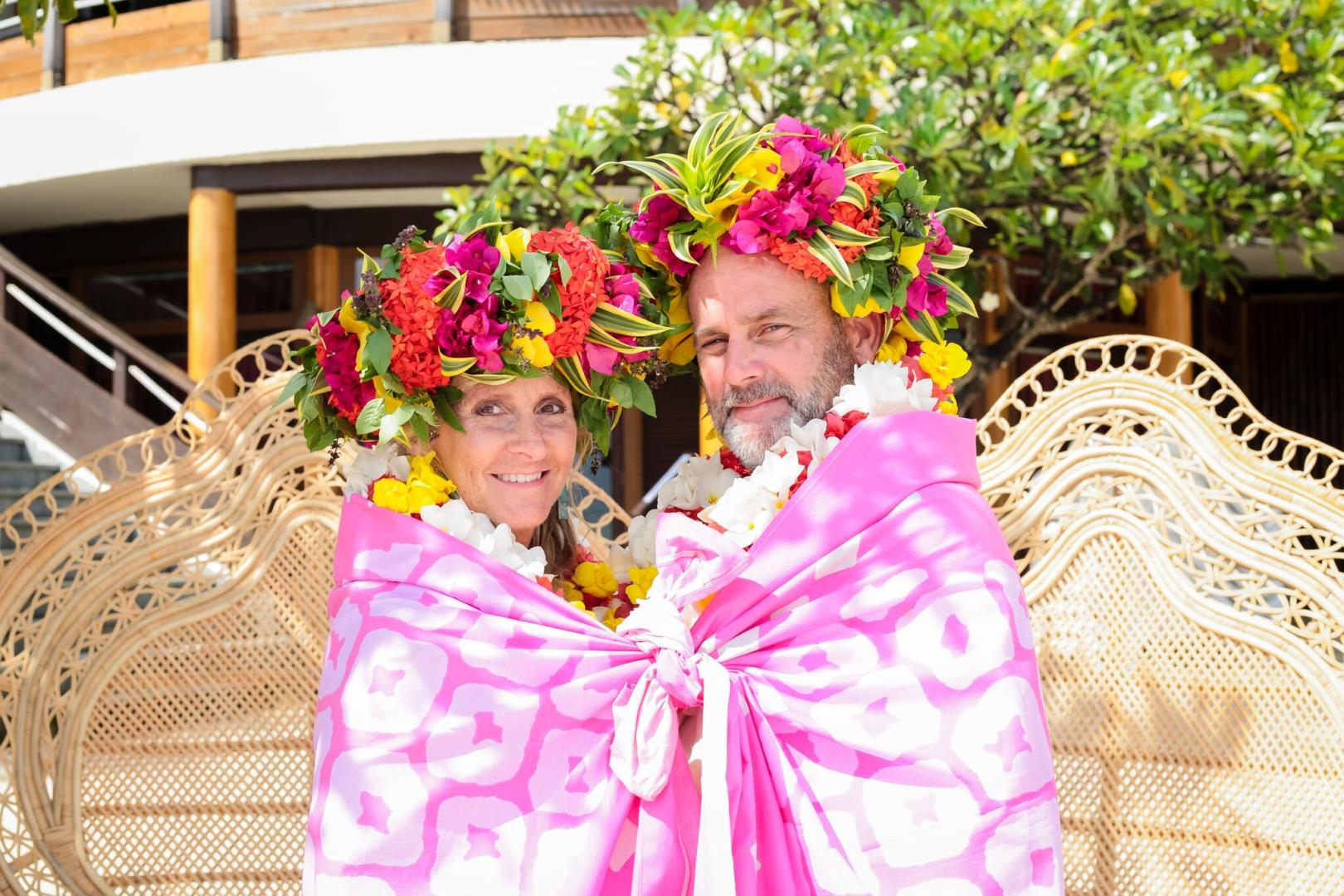 Get Married or Renew your vows in Tahiti!