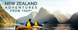 Escape to New Zealand and live the Adventure.