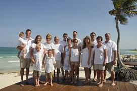 50th anniversary family vacation ideas