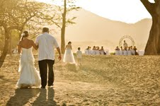 Brett and Jessica Hill's Wedding in Costa Rica
