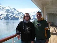 GREEN BAY PACKER FANS LOVE ALASKA!