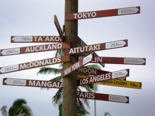 Where is Atutaki?  How do I get to the Cook Islands?