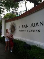 El San Juan Hotel and Casino Hotz Family