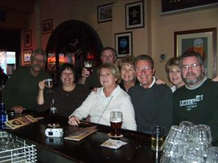 Invite your friends to Ireland for a PUB TOUR!