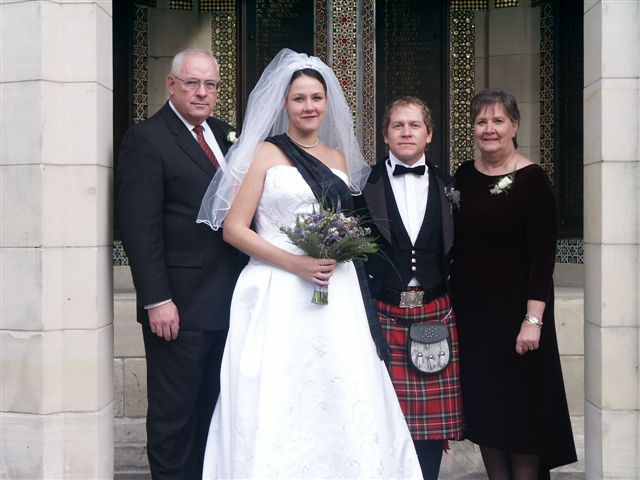 Dream of a Scotish wedding?
