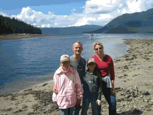 Alaska is a great family destination!