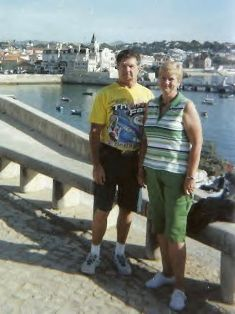 Carol and Wally Zeck in Monte Carlo!