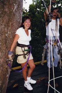 Zipline started here in Costa Rica!