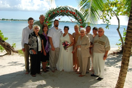 Small, medium and large weddings in Jamaica are all welcome!