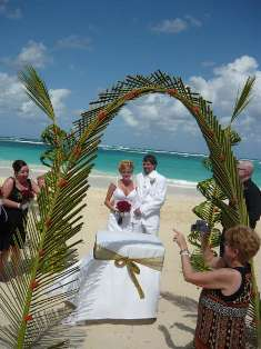 So many different options in Punta Cana for your Wedding!