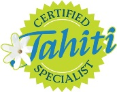 Gayle Zielke is a Ceritified Tahiti Tiare Specialist!