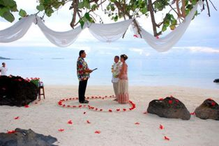 Cook Island Wedding Requirements First Choice Travel And